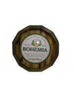 PLACA DE MADEIRA BOHEMIA - REF: 1331